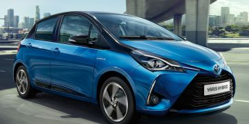 Improved Yaris: Feel The Pulse